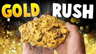 Largest Gold Nugget In 40 Years! - Gold Rush: The Game Gameplay