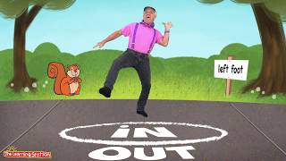 Hokey Pokey ♫ Children's Dance Song ♫ Kids Brain Breaks by The Learning Station