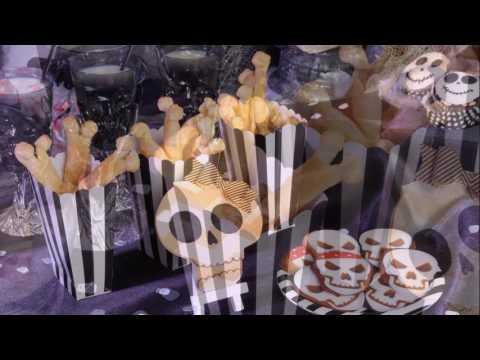 Ricetta di Halloween: ossa di pasta sfoglia