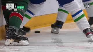 Hartikainen's snipe gives Ufa lead