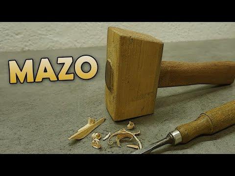 Cómo hacer un mazo de carpintero