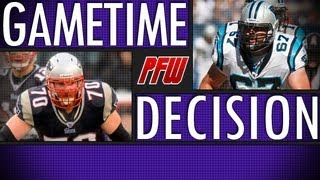 Which NFL team has the best offensive line?
