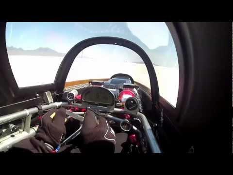 שיא מהירות חדש במדבריות בוניוויל