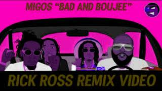 Bad And Boujee Migos Parody (Rick Ross) Chopped And Screwed