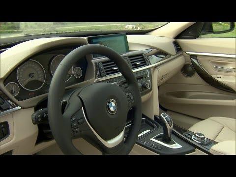 BMW 3 Series GT - INTERIOR