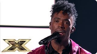 Dalton Harris Sings I Have Nothing | Live Shows Week 2 | The X Factor UK 2018