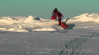Expedition to the Geographic North Pole