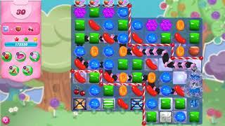 Candy Crush Saga Level 3346 NO BOOSTERS