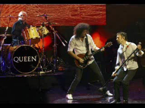 Queen + Paul Rodgers  ^^  Small