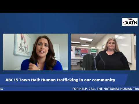 ABC15 Town Hall: Human Trafficking – In Our Community