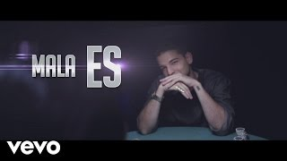Mala Es (Letra) - Legarda (Video)