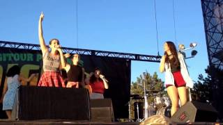Cimorelli - That Girl Should Be Me at DigiFest Toronto