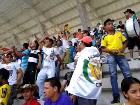 """""""Barra los de siempre de Jaguares de Cordoba"""" Barra: Los de Siempre • Club: Jaguares de Córdoba"""