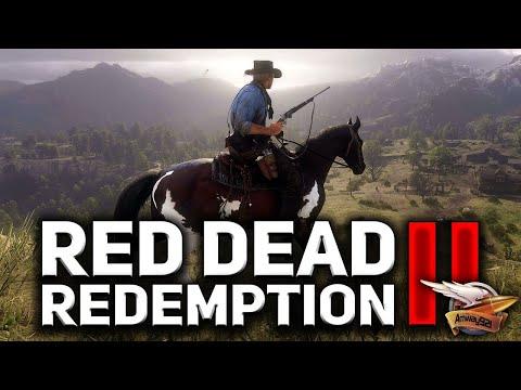 Red Dead Redemption 2 на ПК - Прохождение - Часть 2