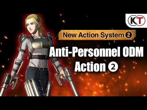 Anti-Personnel ODM: Action 2 de A.O.T. 2