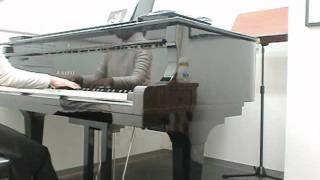 アシタカとサン ピアノ演奏