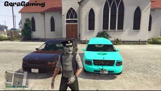 GTA 5 ONLINE - ALL SPAWN LOCATIONS FOR RARE HEARSE [FREE SECRET STORABLE FUNERAL CAR!] 1.26/1.31