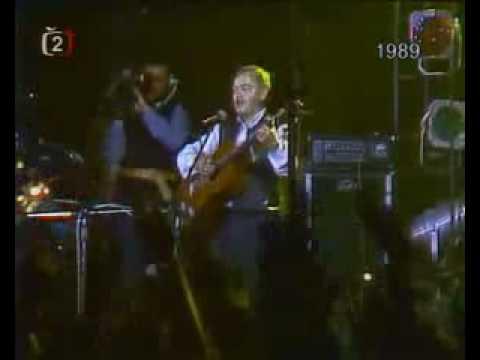 Karel Kryl - Morituri Te Salutant (live) 1989