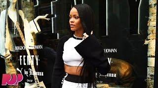 Rihanna's New Puma Collection