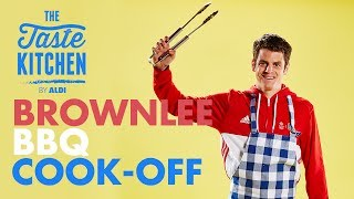And heres Jonny Brownlees recipe for BBQ Indian Chicken which has us