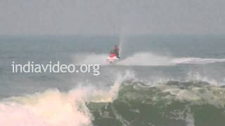 Water Ride at Calangute, Goa
