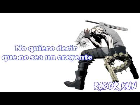 Nightcore   Angel With A Shotgun Sub Español