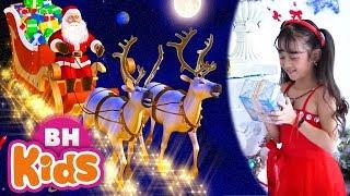 Nhạc Thiếu Nhi Mừng Giáng Sinh ♫ Nhạc Bé Vui Noel 2019