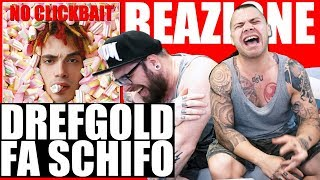 DREFGOLD   KANAGLIA ( Disco Completo ) | RAP REACTION 2018