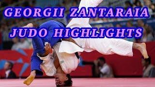 Georgii Zantaraia Judo Highlights 2015 HD
