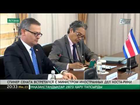 Казахстанцы смогут летать в Коста Рику без визы