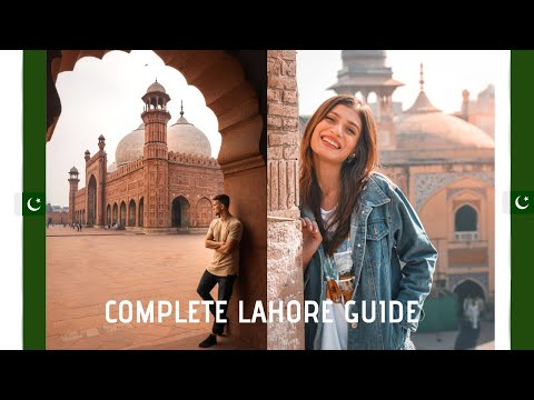 LAHORE | WHAT TO DO IN 24H (FULL GUIDE) | with ROOJ