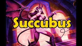 The History of Warlock Pets - Succubus