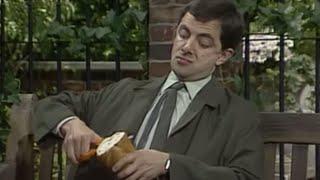 Making A Sandwich | Mr. Bean Official