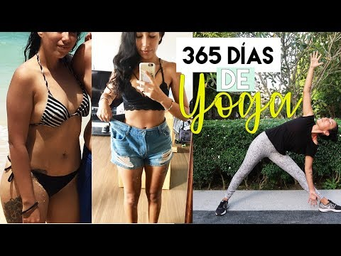 Hice Yoga Durante Un Año: Esta Fue Mi Experiencia