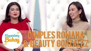Dimples and Beauty share the effect of Daniela & Romina Mondragon on their families  Magandang Buhay