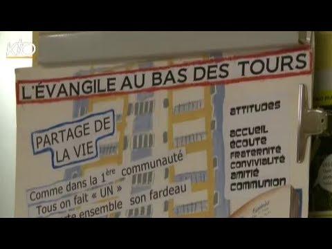 L'Evangile au bas des tours