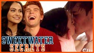 Download Youtube: 'Riverdale' Season 2: Camila & KJ Talk Varchie Shower Scene, Is **** Dead? | Sweetwater Secrets