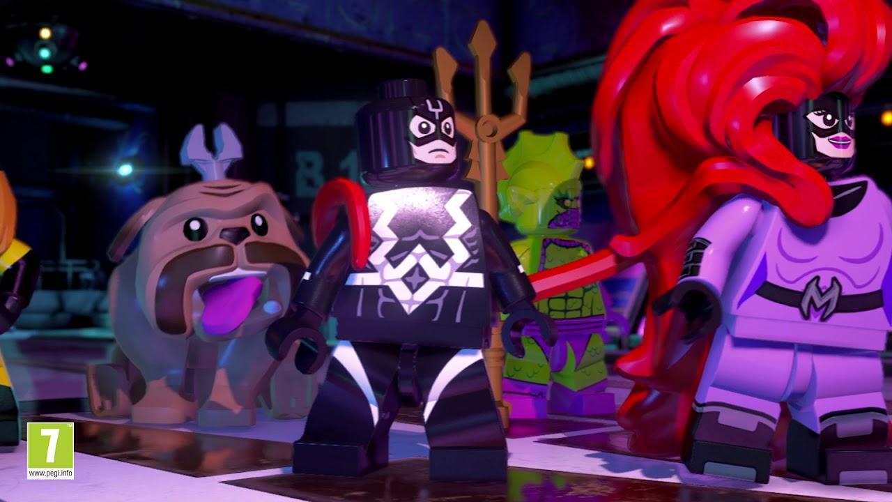LEGO Marvel Super Heroes 2 - Inumani - Trailer ufficiale