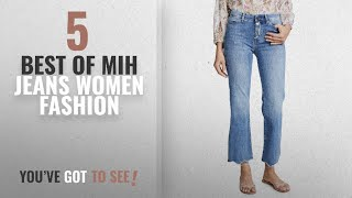 Mih Jeans Women Fashion [2018 Best Sellers]: M.i.h Jeans Women's Lou Jeans, Ragged, 24