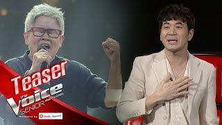 Teaser : รอบ Blind Auditions ของ The Voice Senior Thailand 2020 กำลังจะเริ่มขึ้น 17 ก.พ. นี้