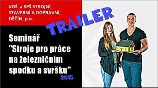 preview picture of video 'VOŠ Děčín pořádala již 13. seminář. Trailer'