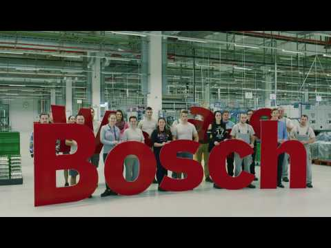 Bosch Magyarország - Termékvideó