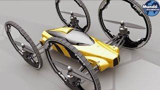 Drones que você não vai acreditar que existem!