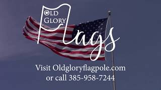 Old Glory Flagpole | Installation and Setup Instructions