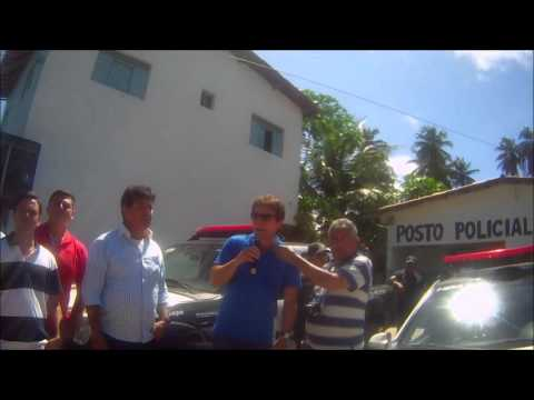 Governador Robinson Faria entrega 4x4 em Maracajaú - Maxaranguape/RN