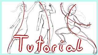 Action Line Tutorial - How To Create Dynamic Poses!