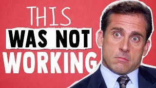 Why The Office Changed The Original Michael Scott