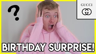 SURPRISING HIM FOR HIS 21st BIRTHDAY!! | Colby Brock