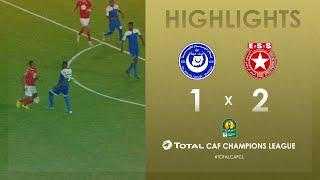 CL CAF : Al Hilal 1-2 Etoile du Sahel