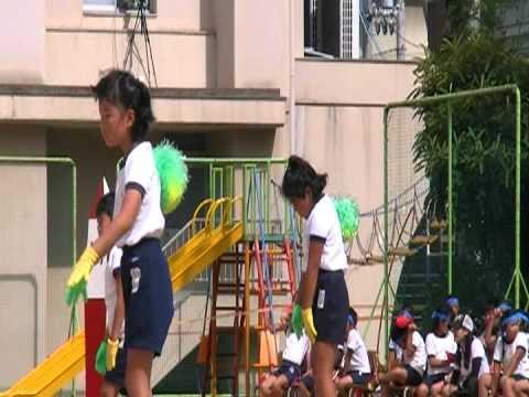 塩草小学校運動会24年・10月